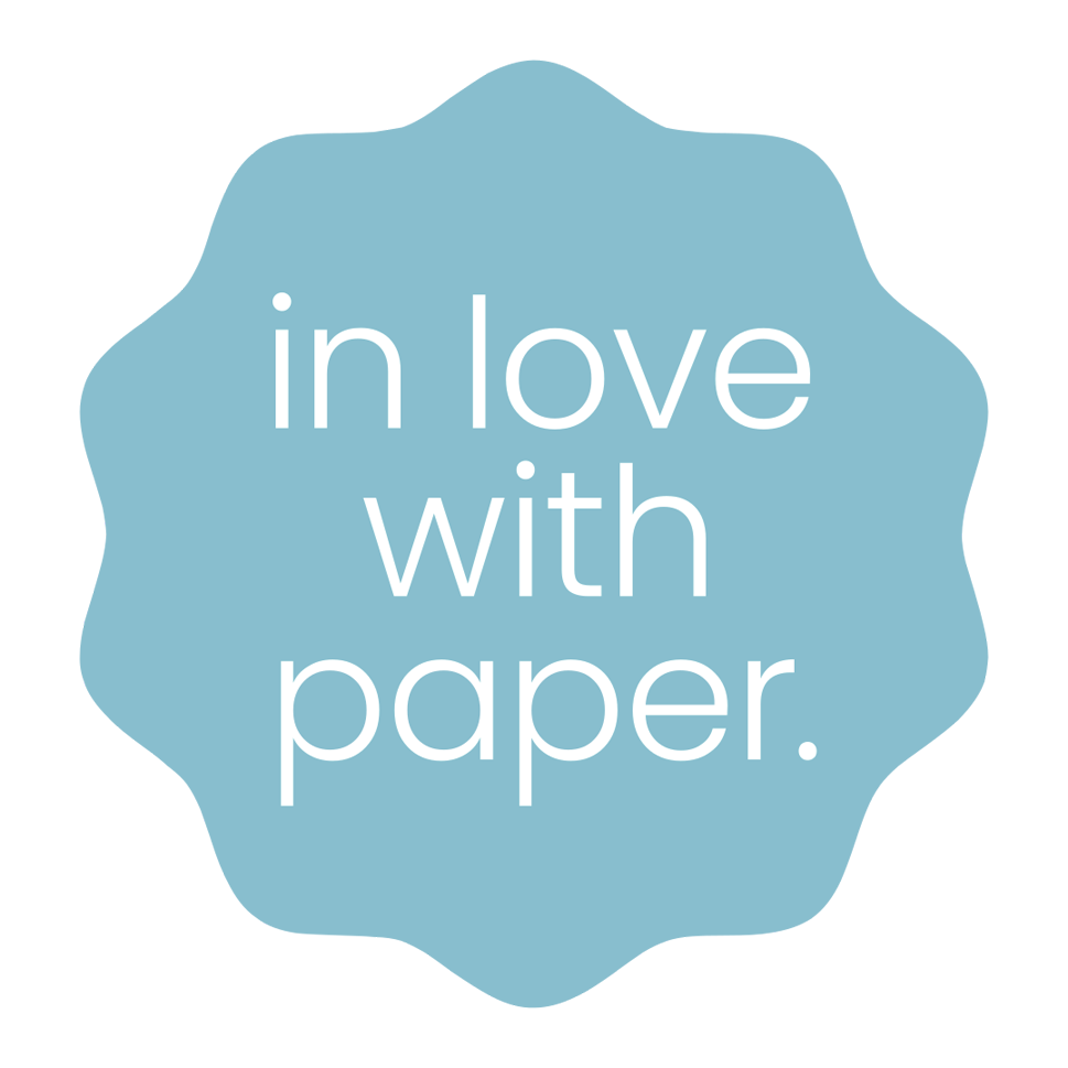 In Love With Paper