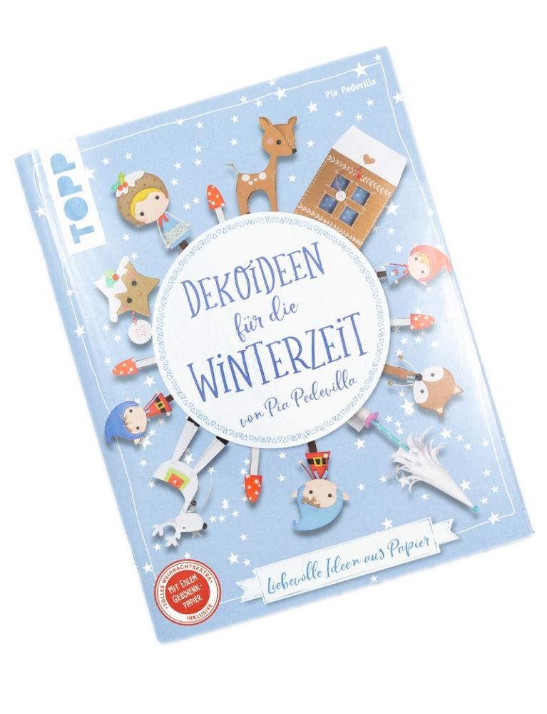 """Buch """"Dekoideen für die Winterzeit"""""""