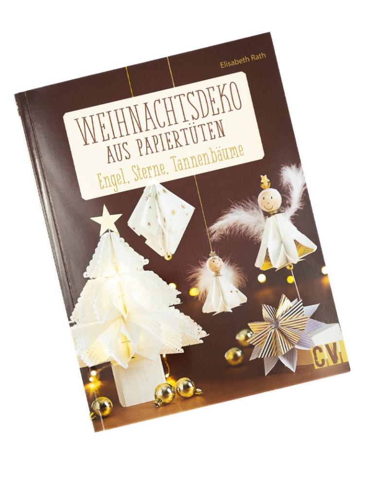 """Buch """"Weihnachtsdeko aus Papiertüten"""""""