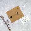 """Adress-Stempel, Holzstempel 50 x 45 mm, Motiv """"Regensburg"""", personalisiert"""