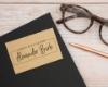 Eleganter Buchstempel, individuell & persönlich